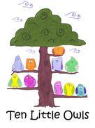 Rose Breuer: Ten Little Owls