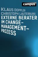 Klaus Doppler: Externe Berater im Change-Management-Prozess ★★
