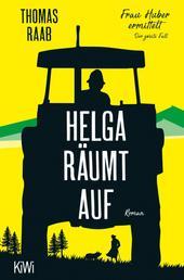 Helga räumt auf - Frau Huber ermittelt. Der zweite Fall