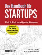 Bob Dorf: Das Handbuch für Startups