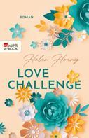 Helen Hoang: Love Challenge ★★★★