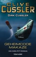 Clive Cussler: Geheimcode Makaze ★★★★