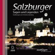 Salzburger Sagen und Legenden - Stadtsagen Salzburg