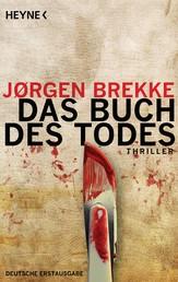 Das Buch des Todes - Thriller