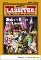 Jack Slade: Lassiter - Folge 2288 ★★★★★