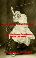 Author Anonymous: Miss Coote's Confession
