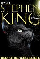 Stephen King: Friedhof der Kuscheltiere ★★★★