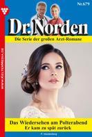 Patricia Vandenberg: Dr. Norden 679 – Arztroman ★★