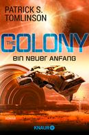 Patrick S. Tomlinson: The Colony - ein neuer Anfang ★★★★