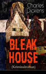Bleak House (Kriminalroman) - Justizthriller