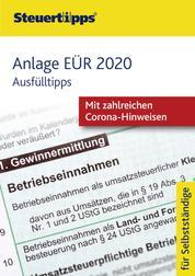 Anlage EÜR 2020 - Ausfülltipps