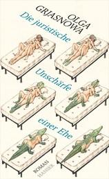 Die juristische Unschärfe einer Ehe - Roman