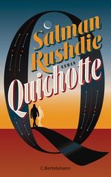 Quichotte - Roman - deutschsprachige Ausgabe