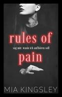Mia Kingsley: Rules Of Pain ★★★★