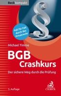 Michael Timme: BGB Crashkurs ★★★★★