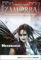 Manfred H. Rückert: Professor Zamorra - Folge 1072