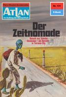 Klaus Fischer: Atlan 131: Der Zeitnomade ★★★★★