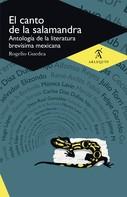 Rogelio Guedea: El canto de la salamandra