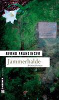 Bernd Franzinger: Jammerhalde ★★★★