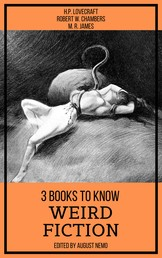 3 books to know Weird Fiction