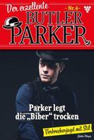 Günter Dönges: Der exzellente Butler Parker 4 – Kriminalroman ★★★★