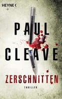 Paul Cleave: Zerschnitten ★★★★