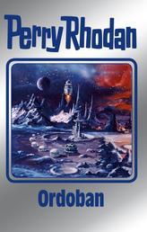 "Perry Rhodan 143: Ordoban (Silberband) - 1. Band des Zyklus ""Chronofossilien"""