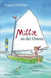 Millie an der Ostsee - Mit farbigen Bildern von Gitte Spee