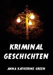Kriminalgeschichten
