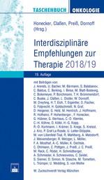 Taschenbuch Onkologie - Interdisziplinäre Empfehlungen zur Therapie 2018/2019