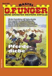 G. F. Unger 2084 - Western - Pferdediebe