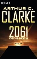 Arthur C. Clarke: 2061 - Odyssee III ★★★★