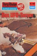 Marianne Sydow: Perry Rhodan 960: Das UFO-Serum ★★★★★
