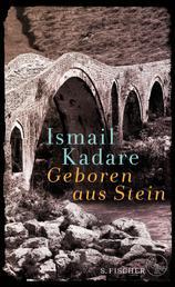 Geboren aus Stein - Ein Roman und autobiographische Prosa