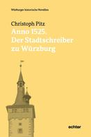 Christoph Pitz: Anno 1525: Der Stadtschreiber zu Würzburg