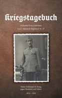 Gottfried Lederhaas: Kriegstagebuch