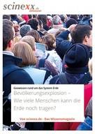 Monika Mohr: Bevölkerungsexplosion