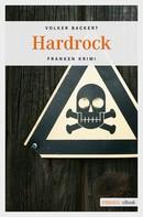 Volker Backert: Hardrock ★★★★