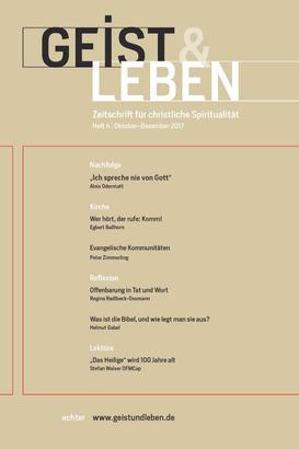 Geist & Leben 4/2017