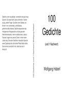 Wolfgang Haberl: 100 Gedichte (und 1 Nachwort)