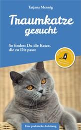 Traumkatze gesucht - So findest Du die Katze, die zu Dir passt
