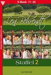 Leni Behrendt Staffel 2 – Liebesroman - E-Book 11-20