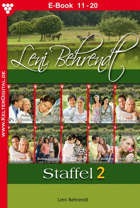 Leni Behrendt Staffel 2 – Liebesroman