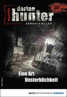 Neal Davenport: Dorian Hunter 37 - Horror-Serie