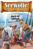 Burt Frederick: Seewölfe - Piraten der Weltmeere 45 ★★★★