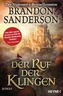 Brandon Sanderson: Der Ruf der Klingen ★★★★
