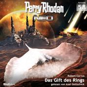 Perry Rhodan Neo 58: Das Gift des Rings - Die Zukunft beginnt von vorn