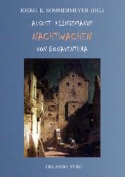 August Klingemanns Nachtwachen von Bonaventura
