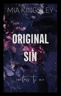 Mia Kingsley: Original Sin – Confess To Me ★★★★★