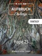 Brettschneider Detlef: Hope 23 ★★